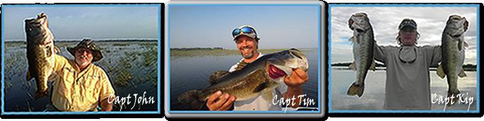 Florida Bass Fishing Guides