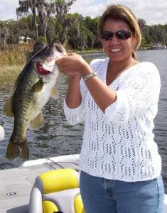 orlando bass fishing