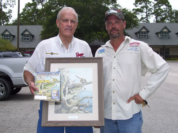 Walt Jennings and Capt Tim Fey