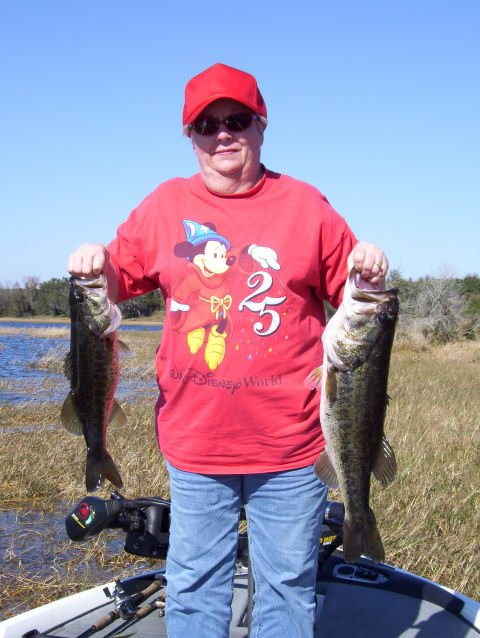 Trophy Bass Fishing in Florida