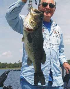 Lake Toho Trophy Bass