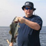 Lake Rosalie bass