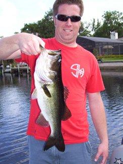 West Lake Toho Bass Fishing