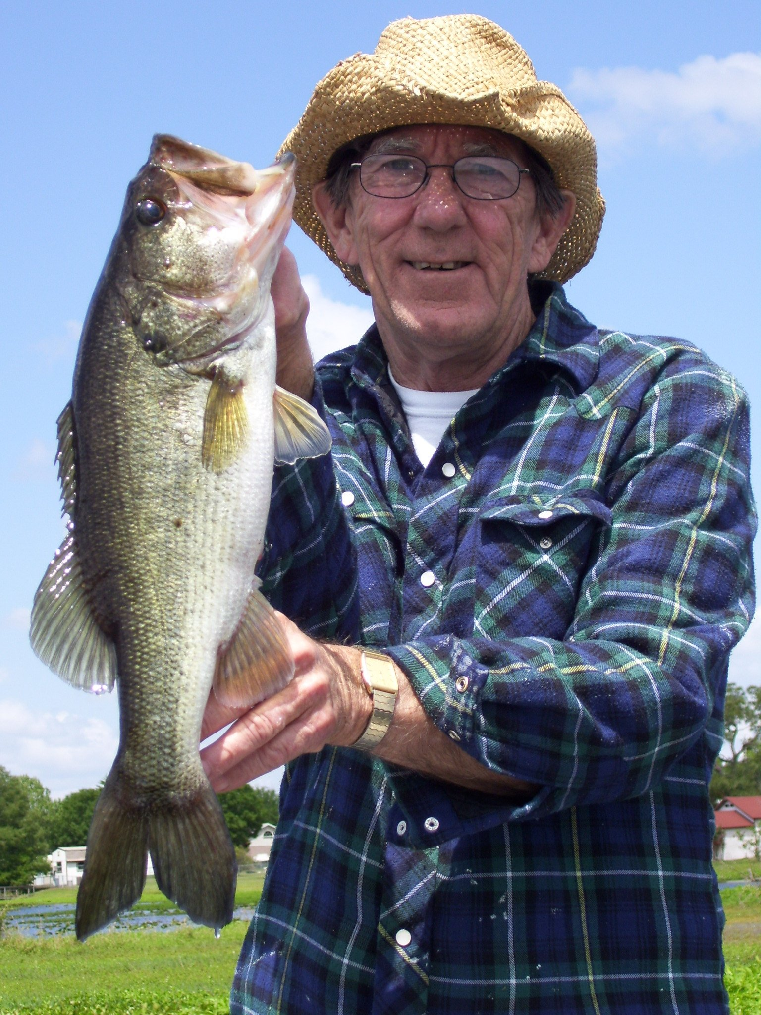 Media news archives page 2 of 13 bass fishing florida for Bass fishing disney world