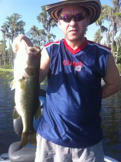 Orlando bass fishing and Orlando Bass Fishing Guides