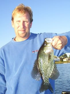 Central Florida Crappie Fishing