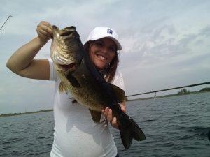 Florida bass fishing in Orlando