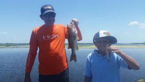 Central Florida Bass Fishing